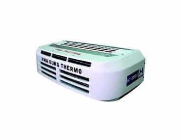 Motores de refrigeración para furgones y camiones de transporte congelados